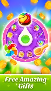 screenshot of Cookie World -- Clash of Cookie & Colorful Puzzle version 1.0.5