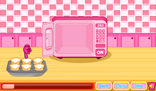 screenshot of Cooking Ice Cream Cone Cupcake version 3.0.0