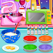 Download Cooking Rainbow Birthday Cake  APK