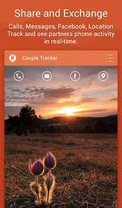 screenshot of Couple Tracker Free - Cell phone tracker & monitor version 1.98