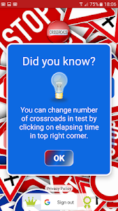screenshot of Crossroads version 3.2
