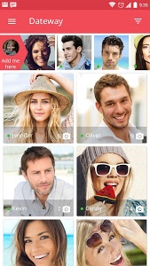 screenshot of Date Way- Dating App to Chat, Flirt & Meet Singles version Varies with device