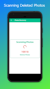 screenshot of Deleted Photo Recovery - Recover Deleted Photos version 1.0.13