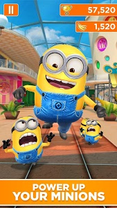 screenshot of Minion Rush: Despicable Me Official Game version Varies with device