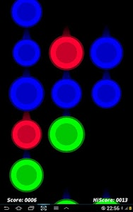 screenshot of Dot-E (Don't Tap The Red Dot) version 1.0.18