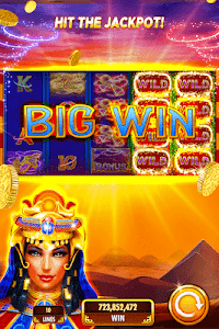 screenshot of DoubleDown Casino Slots Games, Blackjack, Roulette version 4.9.5