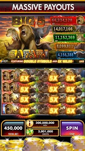 screenshot of Slots - DoubleDown Fort Knox: NEW Vegas Slot Games version 1.11.22