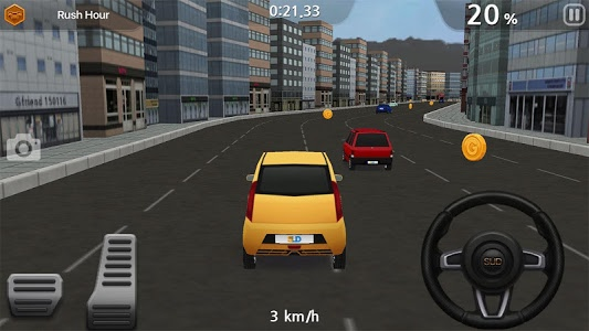 screenshot of Dr. Driving 2 version 1.38