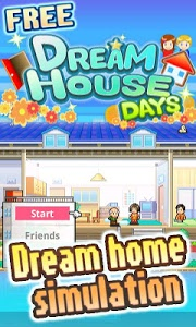 screenshot of Dream House Days version 2.1.6