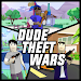 Download Dude Theft Wars: Open World Sandbox Simulator BETA 0.84b APK