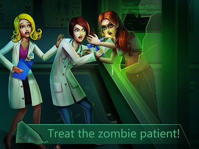 screenshot of ER Hospital 3 -Zombie Dentist Surgery Clinic version 1.3