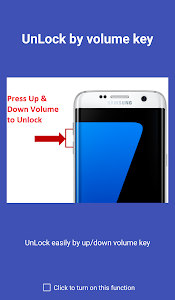 screenshot of Screen Lock & Unlock Screen version 3.8