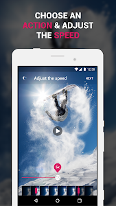 screenshot of ?Efectum – Slow Motion, Reverse Cam, Fast Video version 1.12