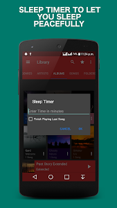 screenshot of Music Player Mp3 version 5.6.0
