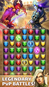 screenshot of Empires & Puzzles: Epic Match 3 version 27.0.0