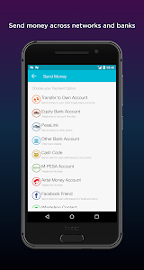 screenshot of Eazzy Banking version 2.2.3