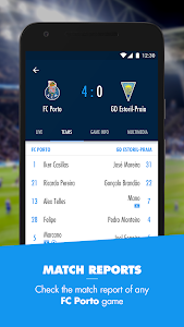 screenshot of FC Porto version 2.6.0