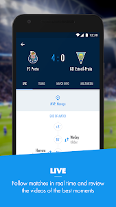 screenshot of FC Porto version 2.8.0