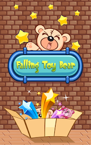 screenshot of Toy Teddy Bear Falling version 3.5.0