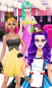 screenshot of Fashion Doll - Costume Party version 1.3