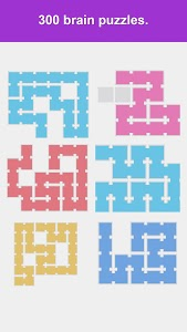 screenshot of Fill It: One Line Puzzles version 0.4