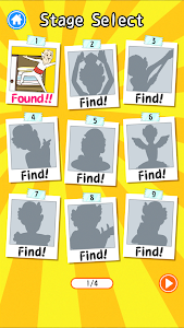 screenshot of Find The Grandpa version 1.0.0