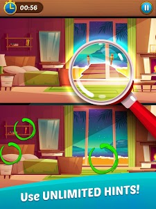 screenshot of Find The Differences - Spot It version 1.0.302