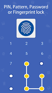 screenshot of Folder Lock version 2.4.1