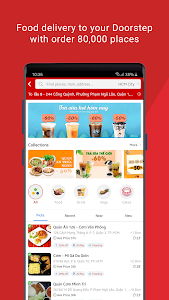 screenshot of Foody - Find Reserve Delivery version 5.0.7