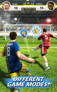 screenshot of Football Strike - Multiplayer Soccer version 1.15.0