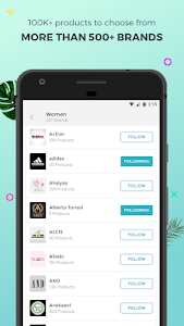 screenshot of Fynd - Online Shopping App version 2.5.14