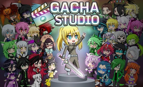 screenshot of Gacha Studio (Anime Dress Up) version 1.0.0