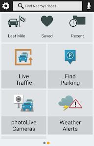 screenshot of Garmin Smartphone Link version 2.9.8