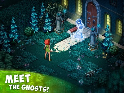 screenshot of Ghost Town Adventures: Mystery Riddles Game version 2.46