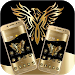 Download Gold Luxury Eagle Theme 1.1.6 APK