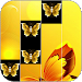 Download Golden Butterfly Piano Tiles 2019 1 APK