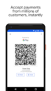 screenshot of Google Pay for Business -Easy payments, more sales version Varies with device