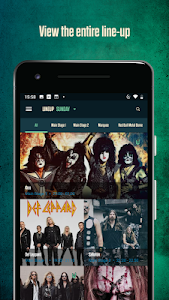 screenshot of Graspop Metal Meeting version 10.0.1