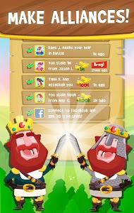 screenshot of Greedy Kings version Varies with device