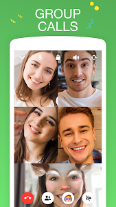 screenshot of ICQ: Messages, Group chats & Video Calls version 7.5.2(823611)