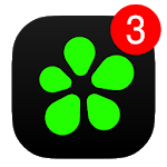 Cover Image of Download ICQ New Messenger App: Video Calls & Chat Rooms 10.4(824757) APK