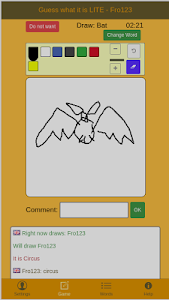 screenshot of Guess what it is version 0.0.76