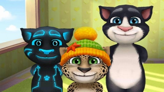 screenshot of Guide Talking Tom version 1.2