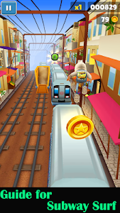 screenshot of Guide for Subway Surf version 1