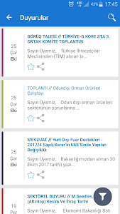 screenshot of İHKİB version 5.1