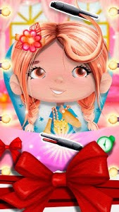 screenshot of Hair Salon for Girls version 1.0.2