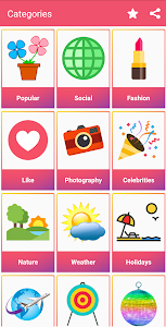 screenshot of Tags for Instagram - #tags for get more likes version 1.0