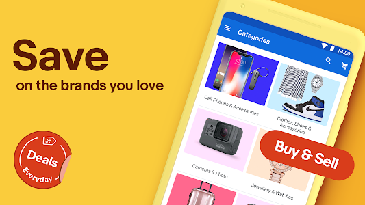 Download Ebay Buy And Sell Get Online Shopping Deals 5 35 0 13 Apk Downloadapk Net