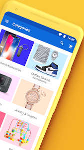 screenshot of eBay: Online Shopping Deals - Buy, Sell, and Save version 5.37.0.10