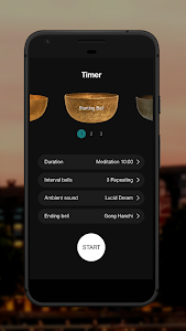 screenshot of Insight Timer - Free Meditation App version Varies with device
